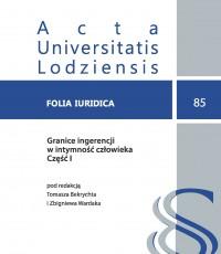 Folia Iuridica_85 - OKLADKA