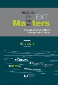 text matters 2017