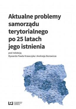 OKŁADKA_Krawczyk_Borowicz_Aktualne_problemy