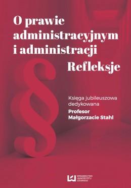 stahl_o_prawie_administracyjnym