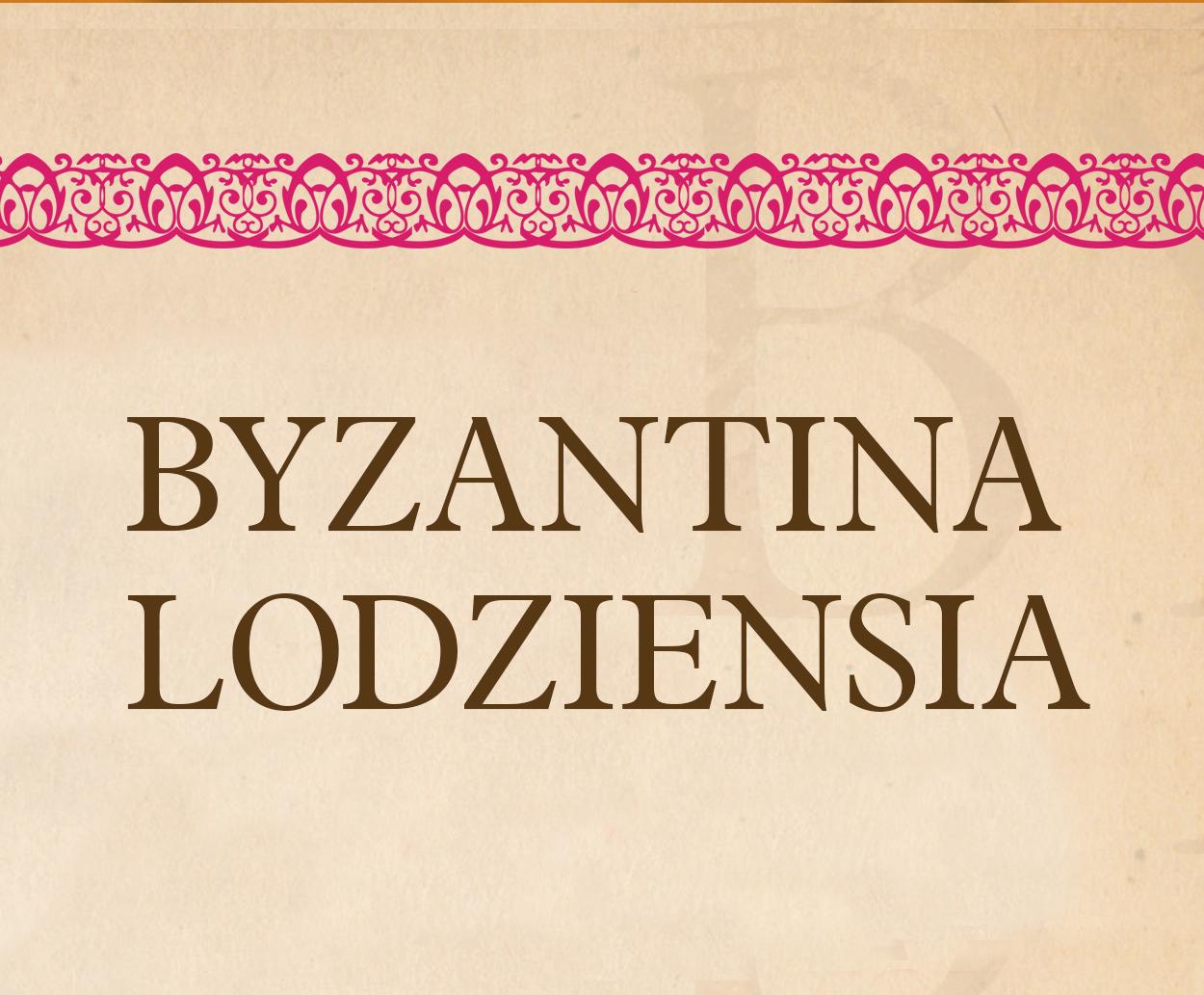 byzantina_lodziensia