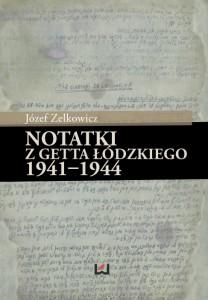 Notatki z getta - okładka