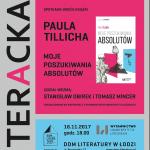 tilich_plakat