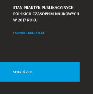 raport Kulczyckiego