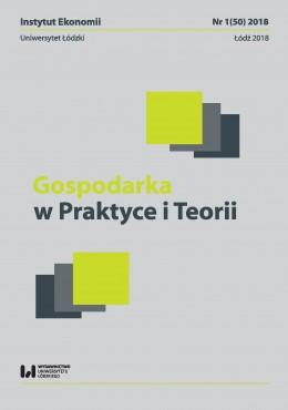 Gospodarka w Praktyce i Teorii_1(50)_2018 - OKLADKA