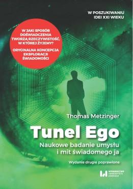 Metzinger-Tunel ego OKŁADKA_Wyd_2