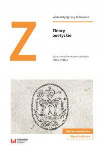 Marewicz-Zbiory poetyckie
