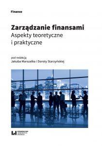 Starzynska_Zarzadzanie finansami