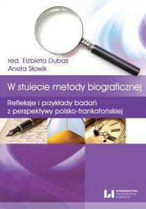 Dubas_Slowik-W stulecie metody