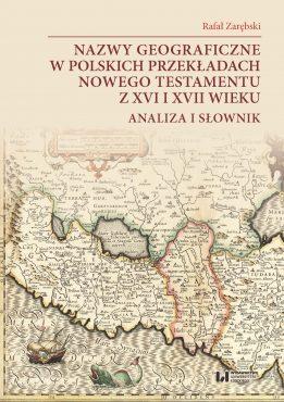 Zarebski-Nazwy geograficzne