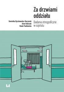 Byczkowska-Owczarek-Za drzwiami