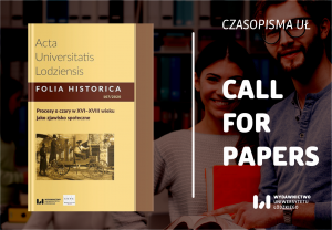 call for papers FH